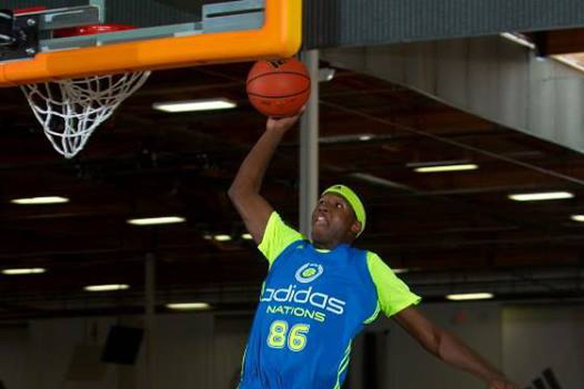 Carlton Bragg was one of the top performers at the John Lucas Midwest Invitational over the weekend.