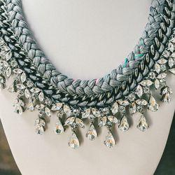 'Eclipse' necklace, $575