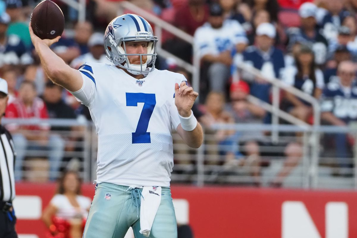 bce4a7a6 Eight takeaways from the Cowboys 17-9 loss to the 49ers - Blogging ...