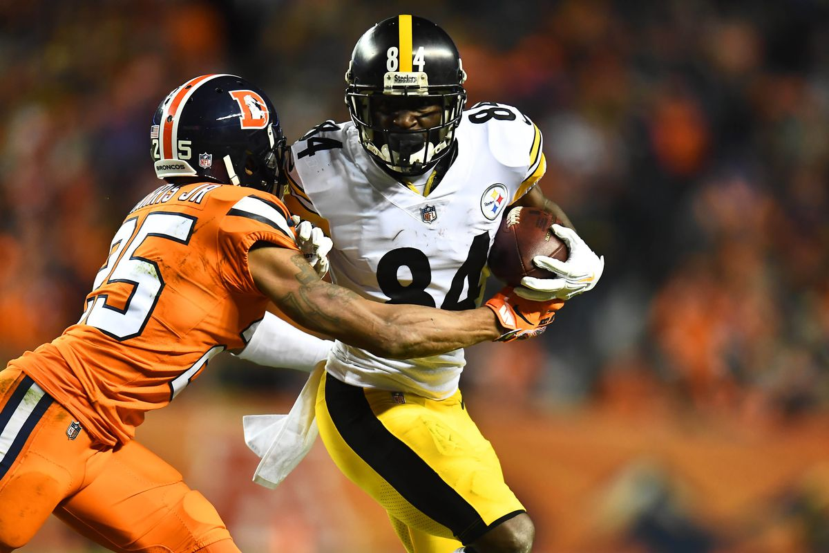AFC Playoff Picture  Steelers fall in standings b9401d76a