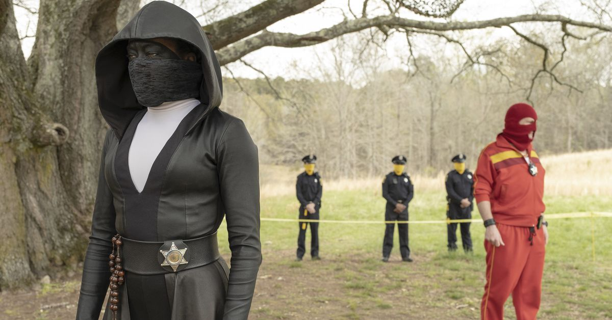 The Watchmen premiere questions the past