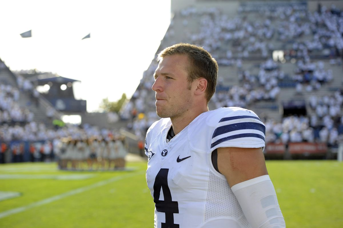 Taysom Hill might be a better baker than Tanner Mangum.