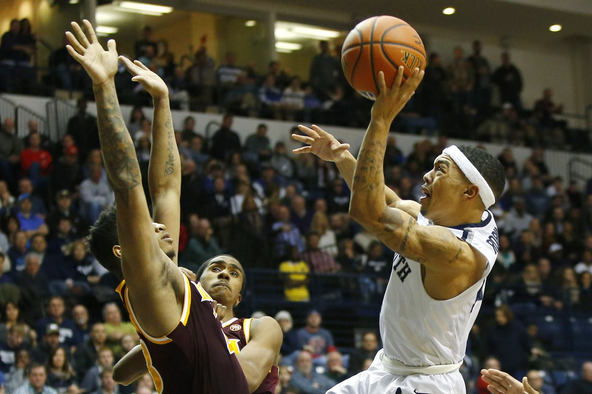 NCAA Basketball: Iona at Monmouth-NJ