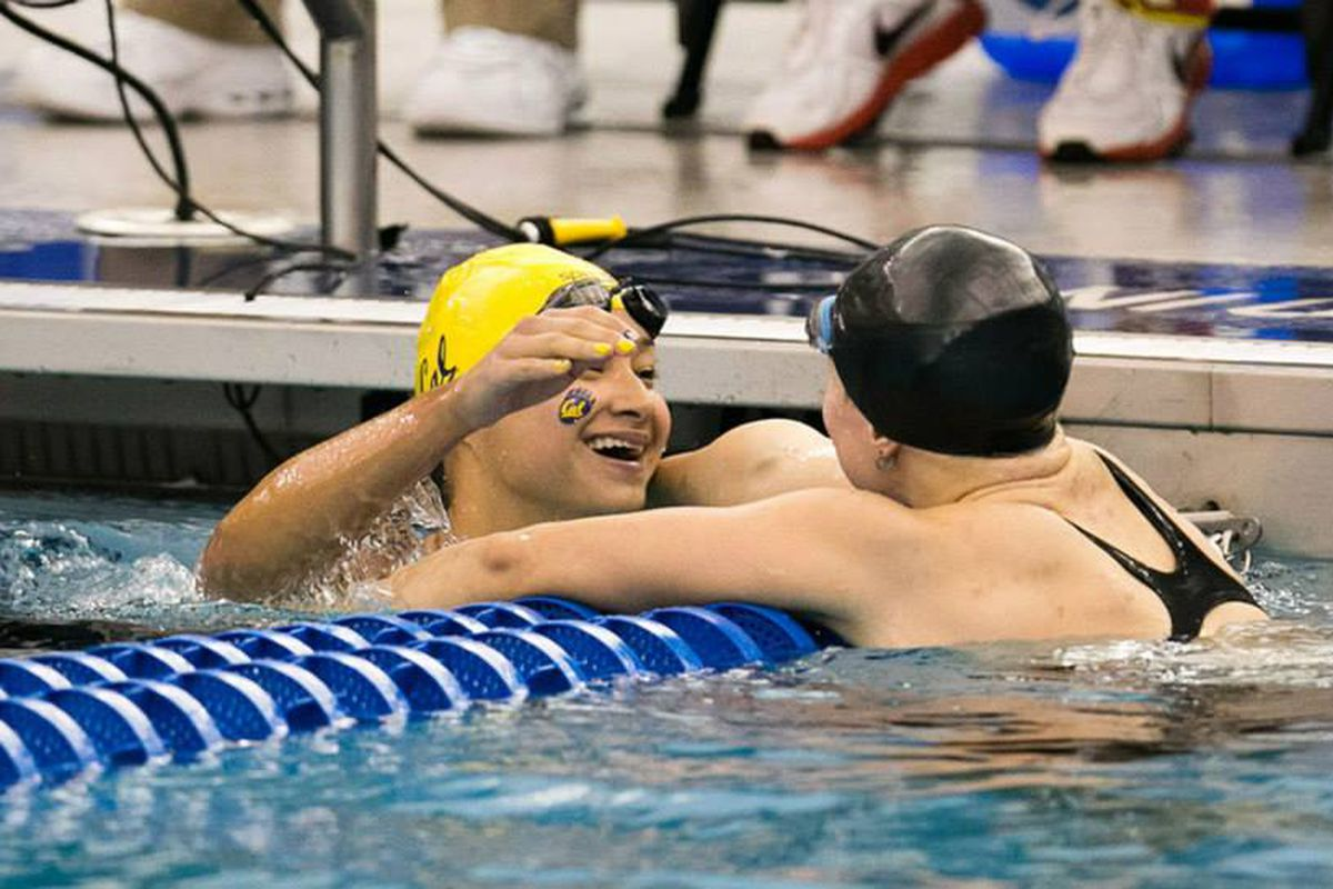 Recent Cal Women's Swimming graduate Camille Cheng will be a first time Olympian representing Hong Kong at Rio.