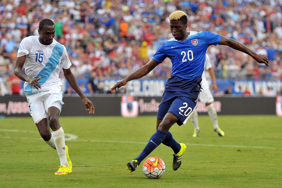 Zardes will be pivotal to the success of the USA in this Gold Cup