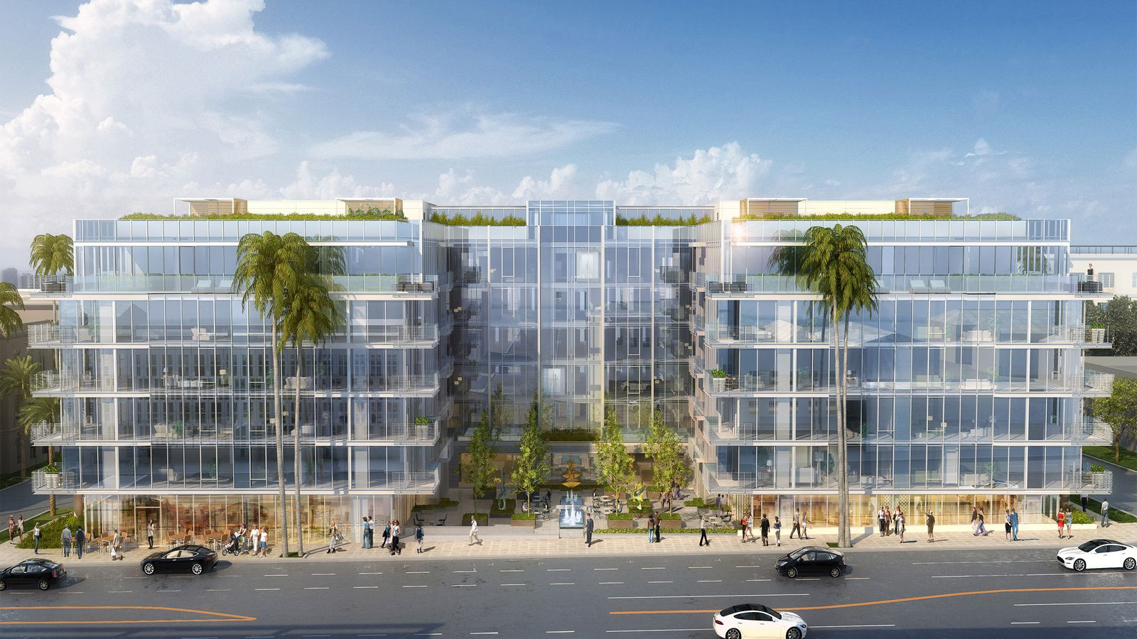 New apartments are rare in beverly hills new plans would for Apartments for sale beverly hills