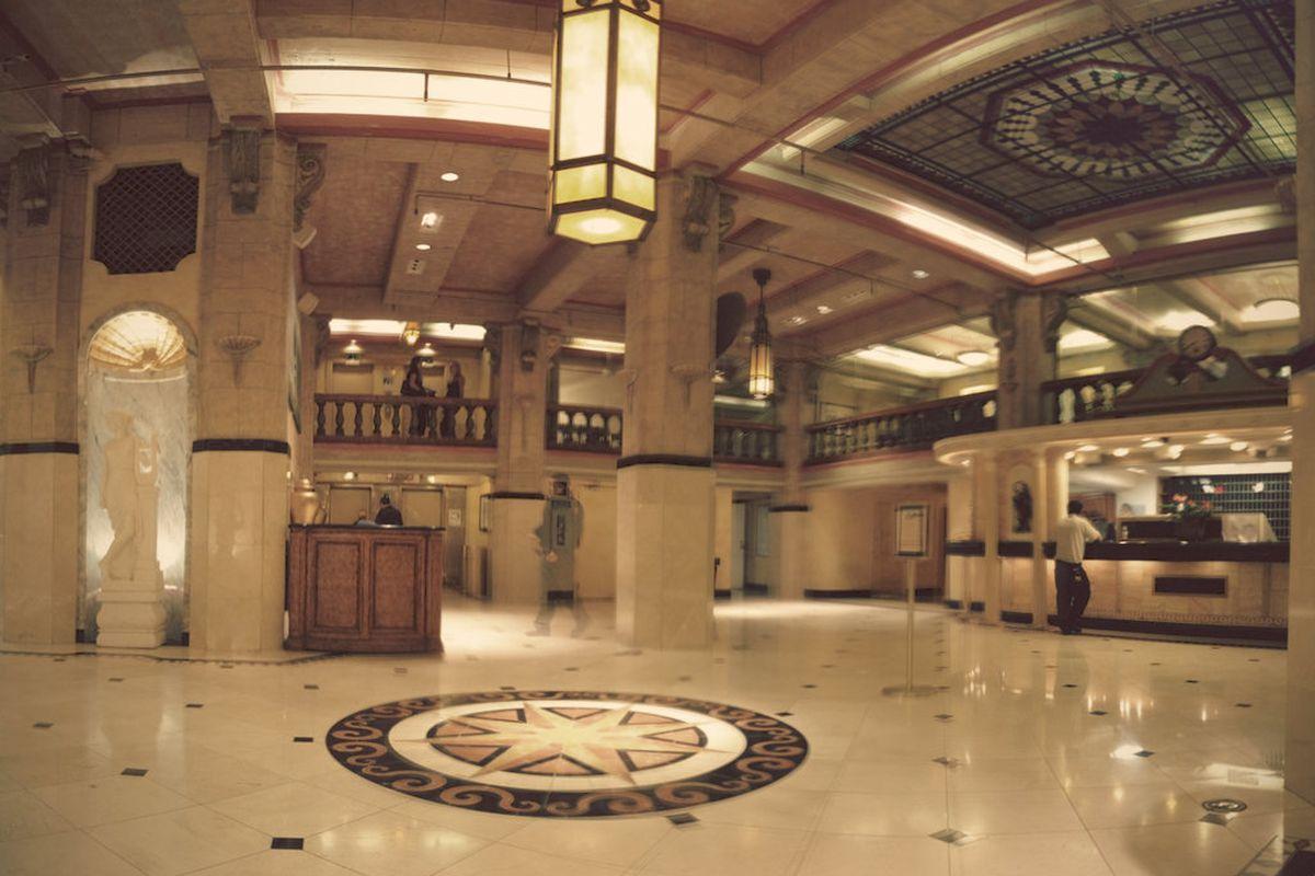 Downtown La S Creepy Hotel Cecil Is Now A City Landmark