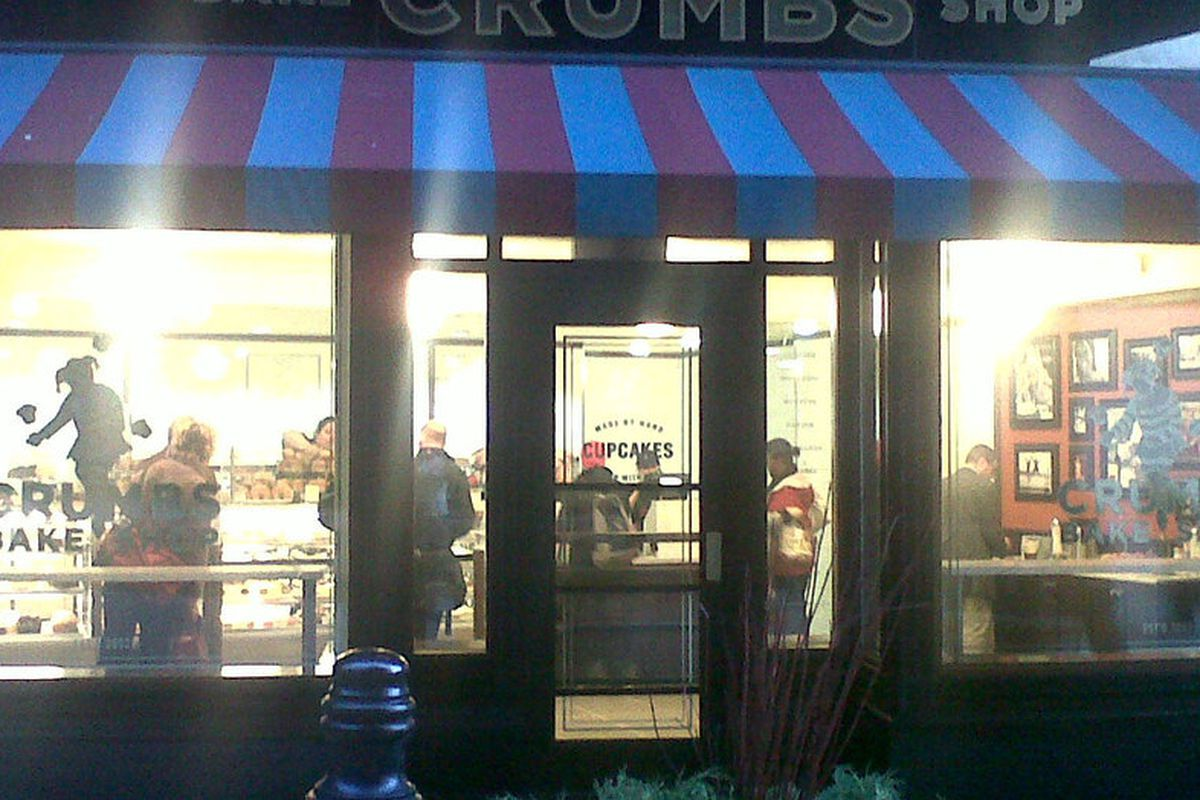 Crumbs Bake Shop, Financial District