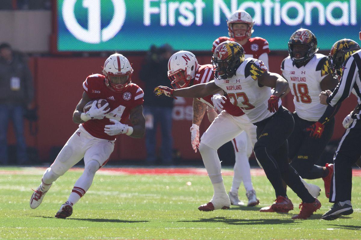 NCAA Football: Maryland at Nebraska