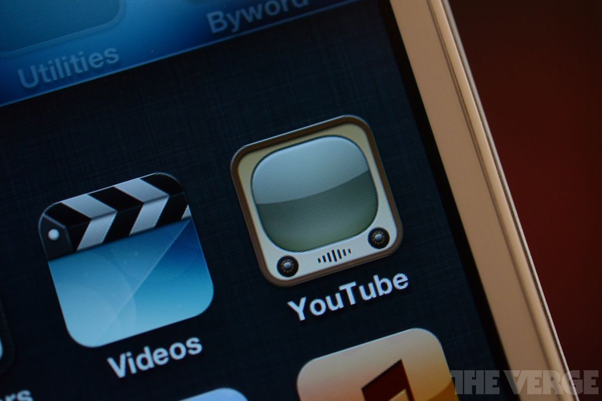 Apple Youtube App Will Not Be Included In Ios 6 Google Working On
