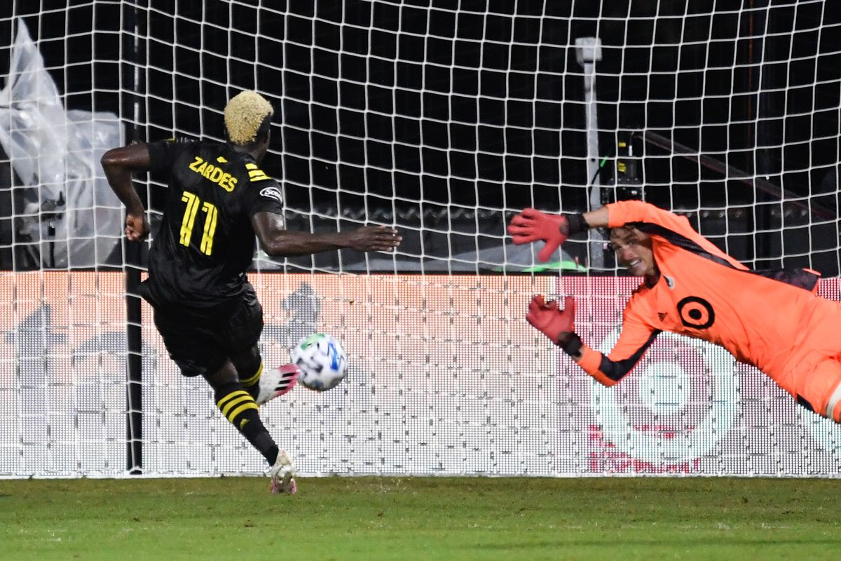 MLS: Columbus Crew SC vs Minnesota United FC