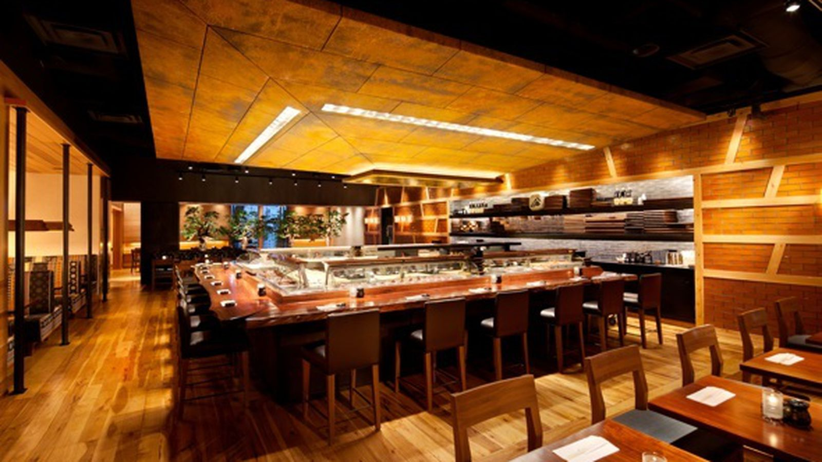 Blue Ribbon Sushi Converts Into A Brasserie Next Year
