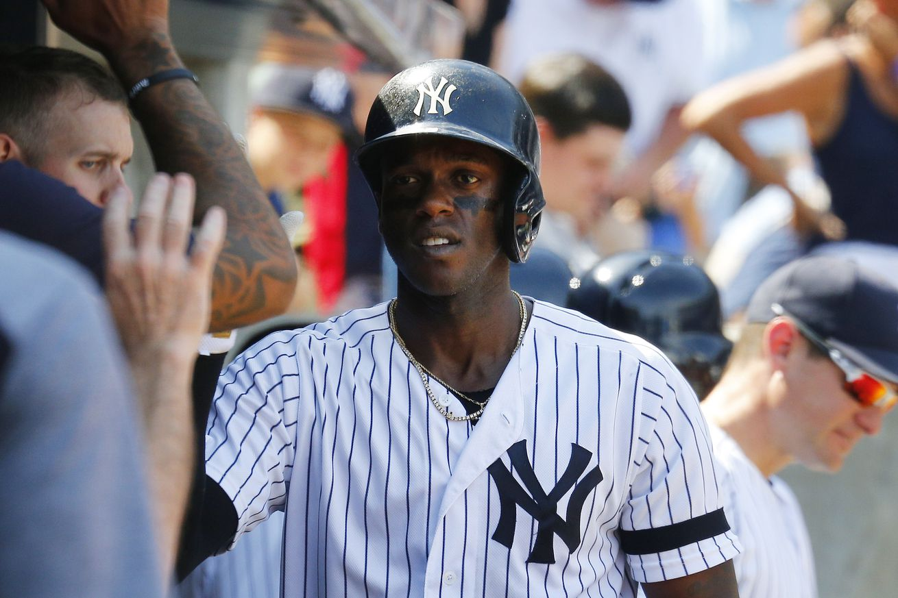 Under the Hood: Cameron Maybin has been a revelation for the Yankees