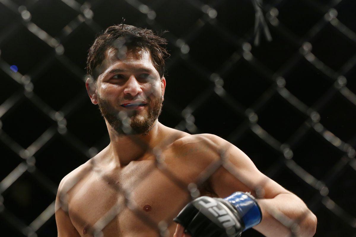 UFC 217: Thompson v Masvidal