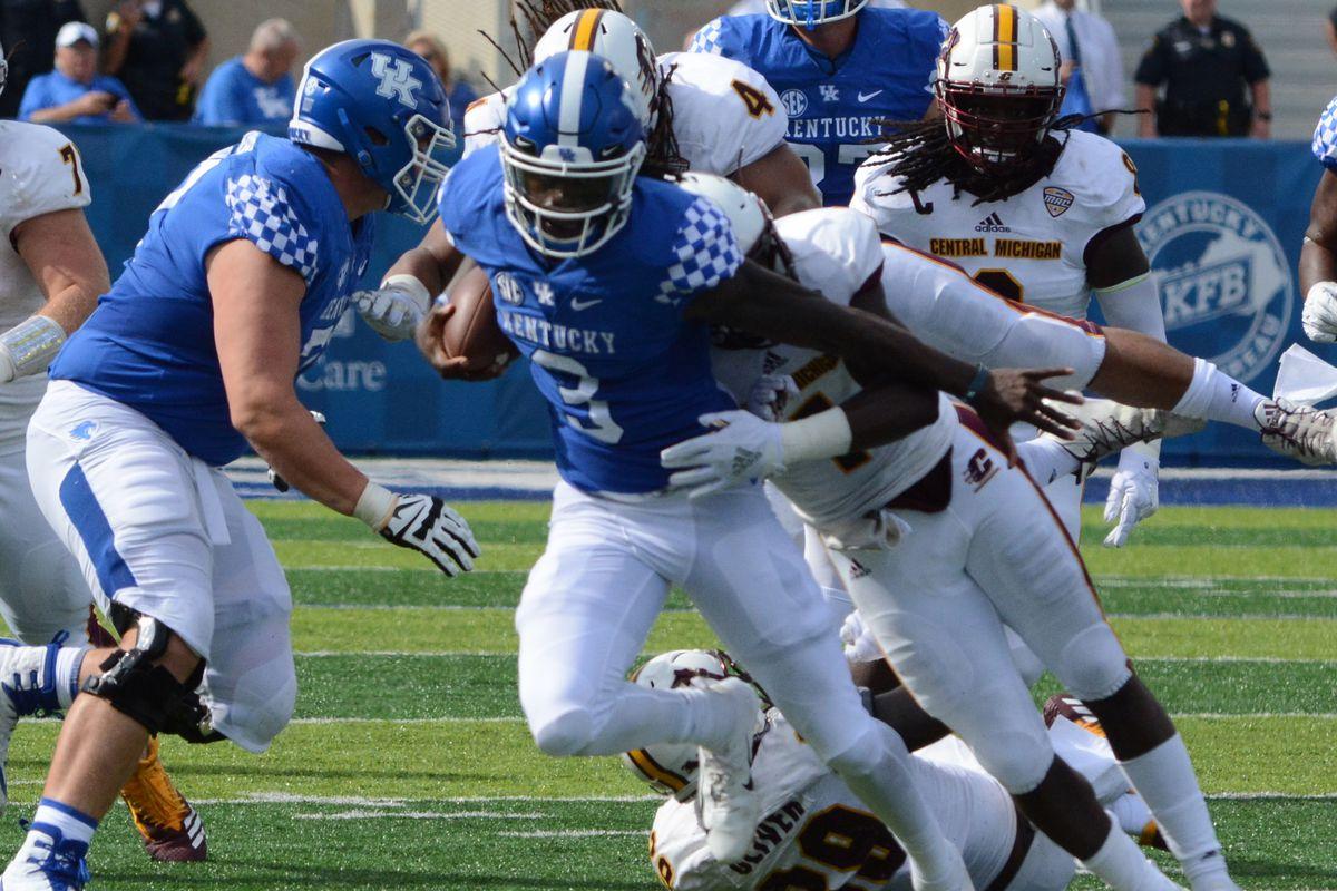 Kentucky Football vs  Toledo 2019: Analysis, odds, expert