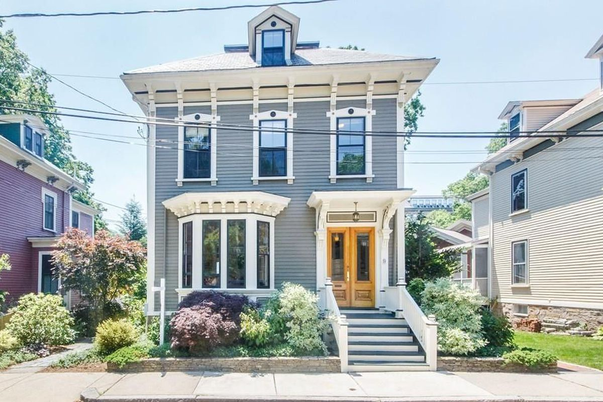 Jamaica plain italianate victorian drops for 1 5m for Italianate homes for sale
