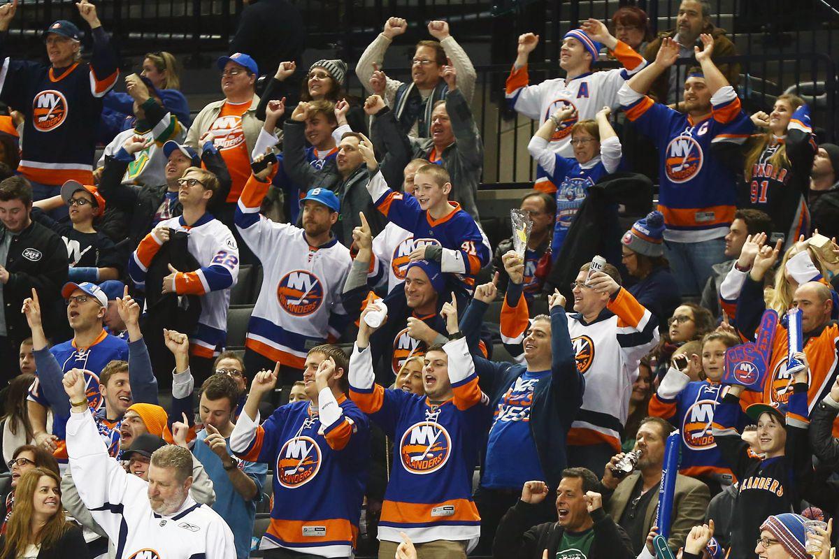 NHL: Dallas Stars at New York Islanders