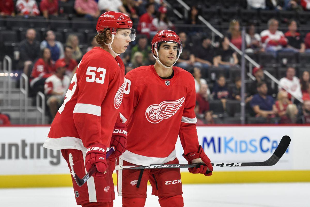 NHL: SEP 22 Preseason - Penguins at Red Wings