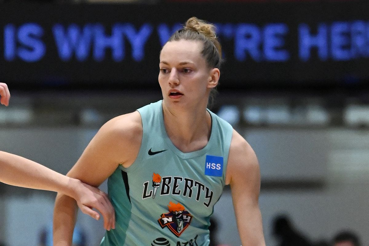 Liberty fall to Mystics in Westchester, their 13th loss in last 14