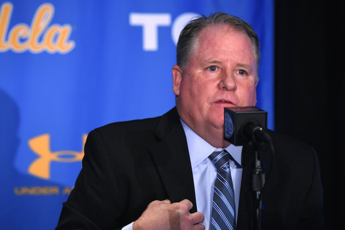 NCAA Football: UCLA-Head Coach Chip Kelly Press Conference