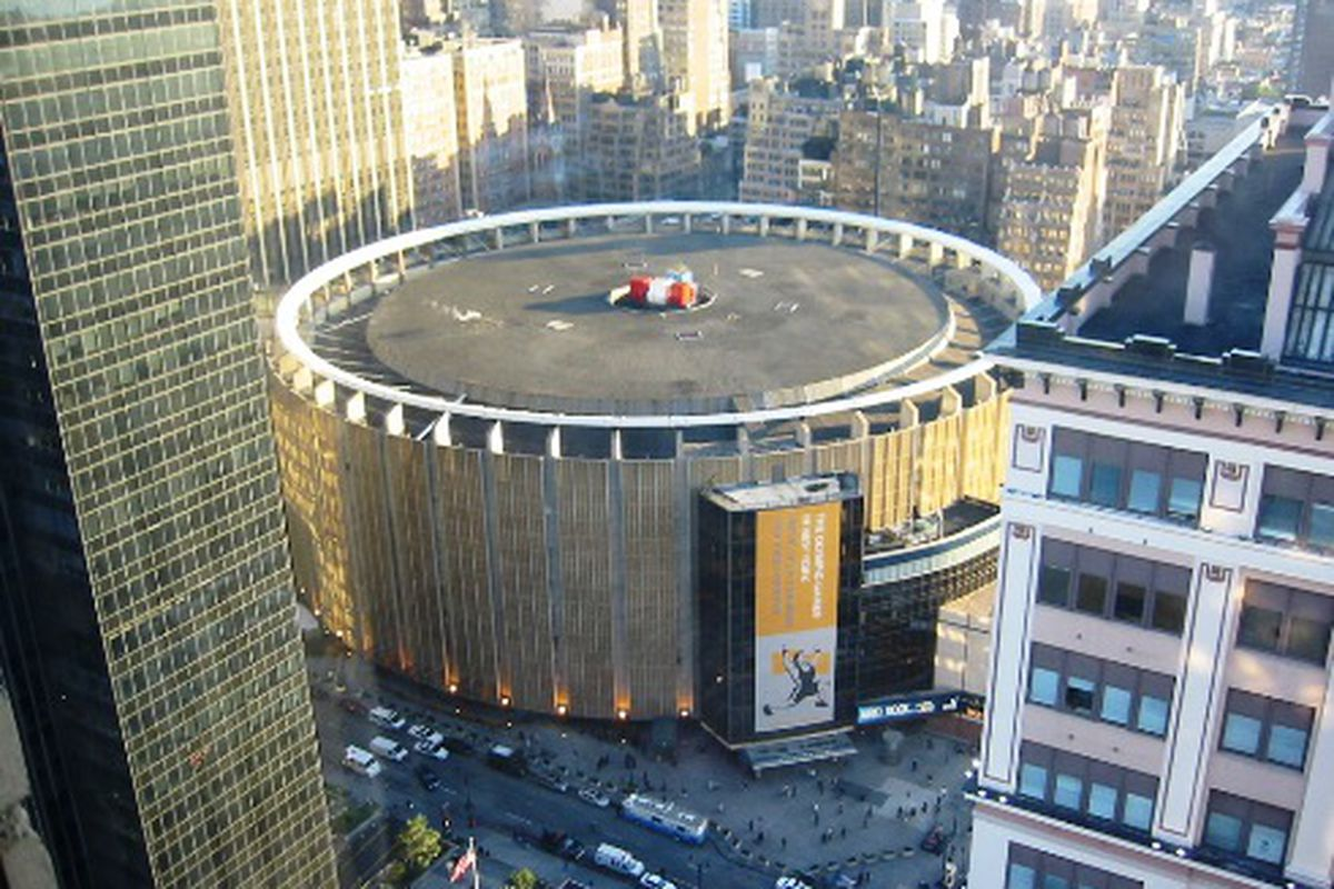 Gonzaga has made it's name by playing big-named teams away from Spokane.  As we are about to close out the 2000's, there is no better place to end a decade on the road then at Madison Square Garden.