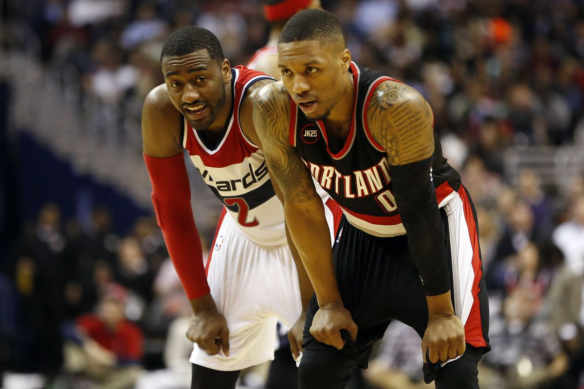Damian Lillard is becoming one of the best point guards in the league, and other players are taking notice