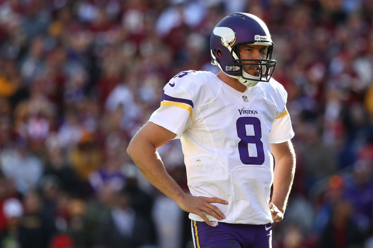 newest 0f6b0 b23f6 Sam Bradford and the Vikings might be together beyond the ...