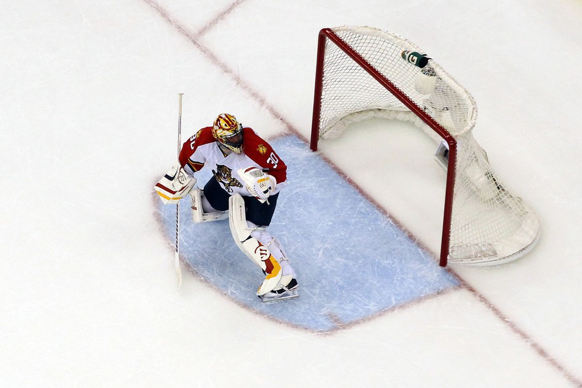 2012 NHL Stanley Cup Playoffs  Panthers Visit Devils - Game Four Preview 86be2902c