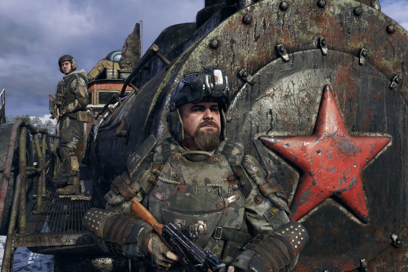 should i kill the real baron metro exodus
