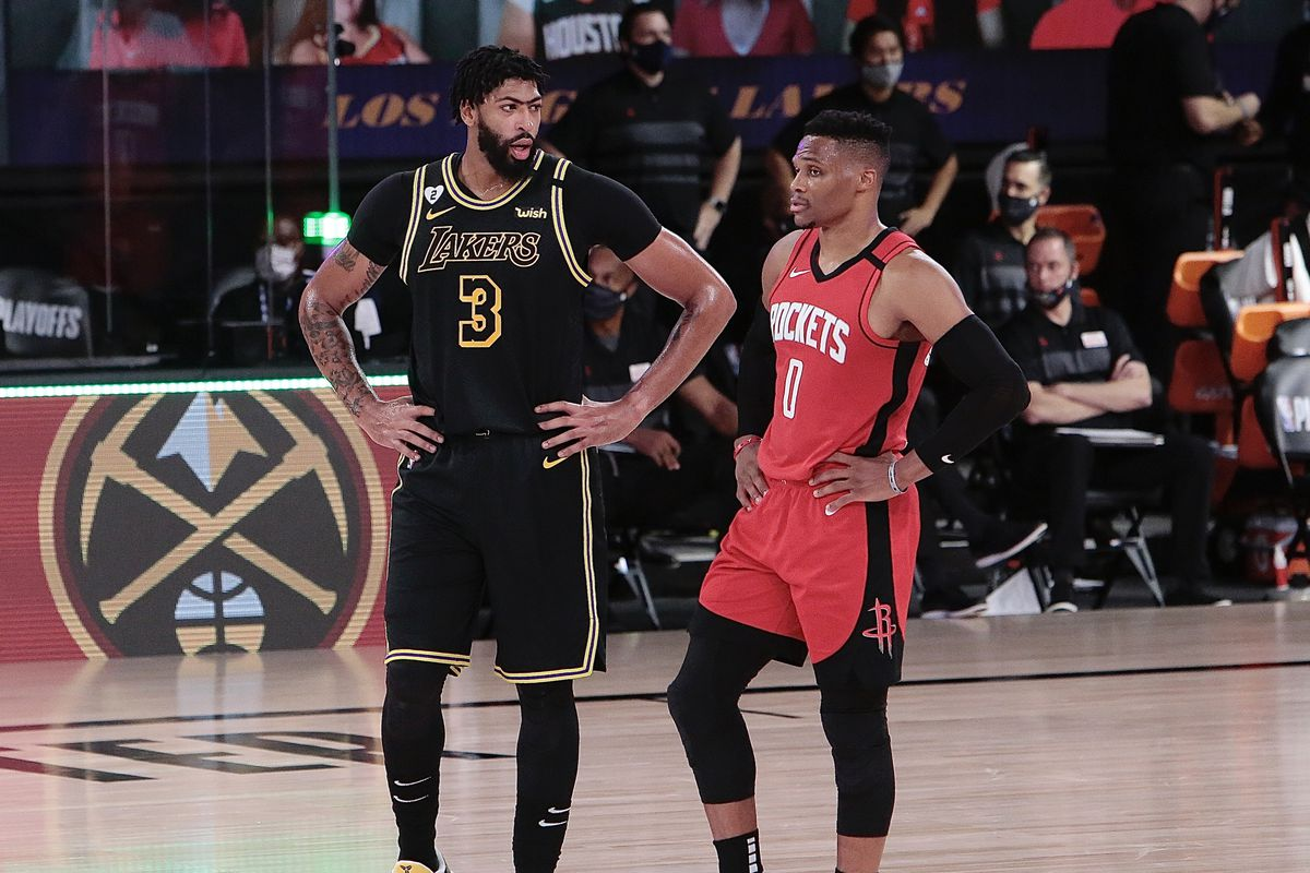 Nba Playoffs Lakers Vs Rockets Preview Starting Time Tv Schedule Silver Screen And Roll