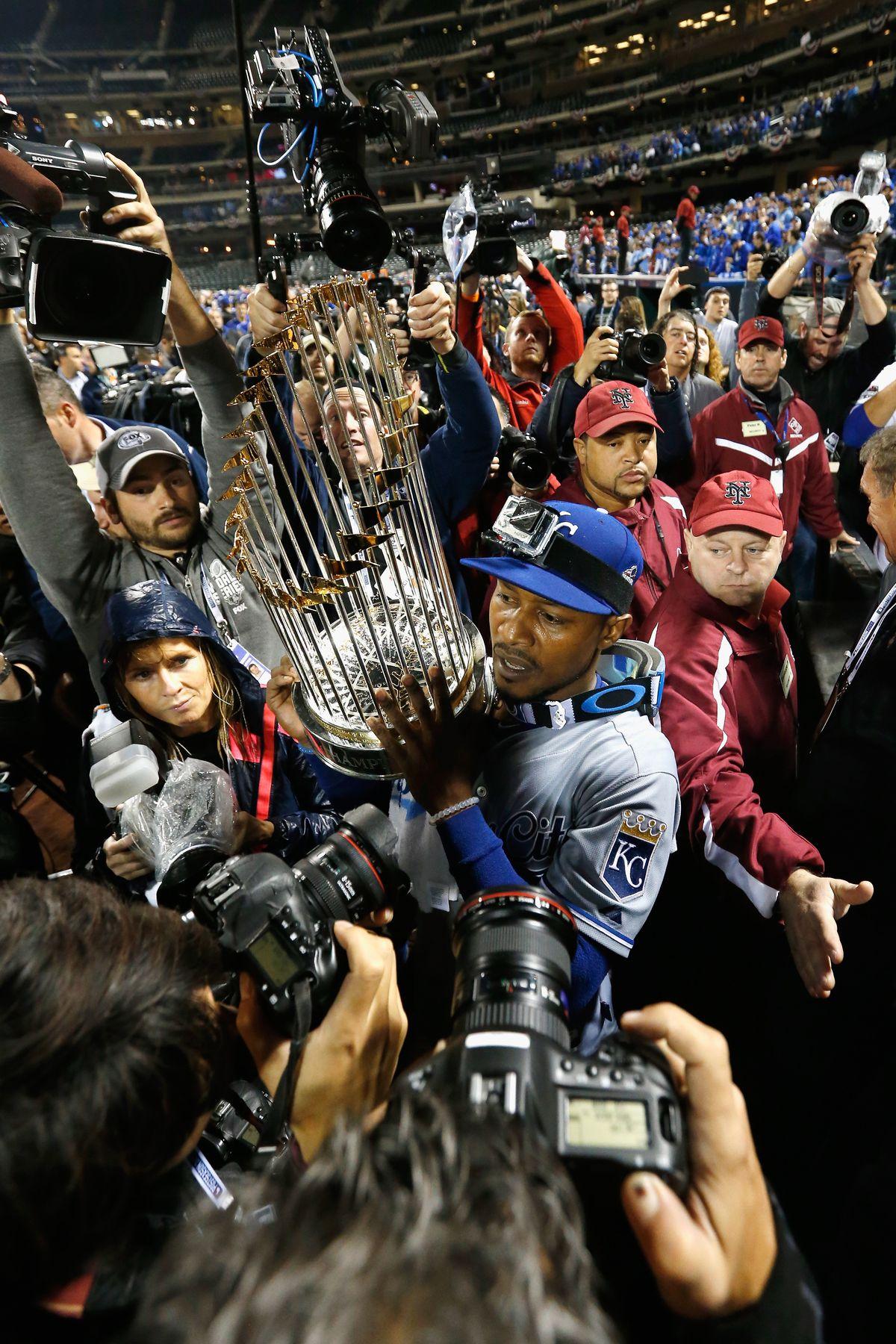 World Series - Kansas City Royals v New York Mets - Game Five