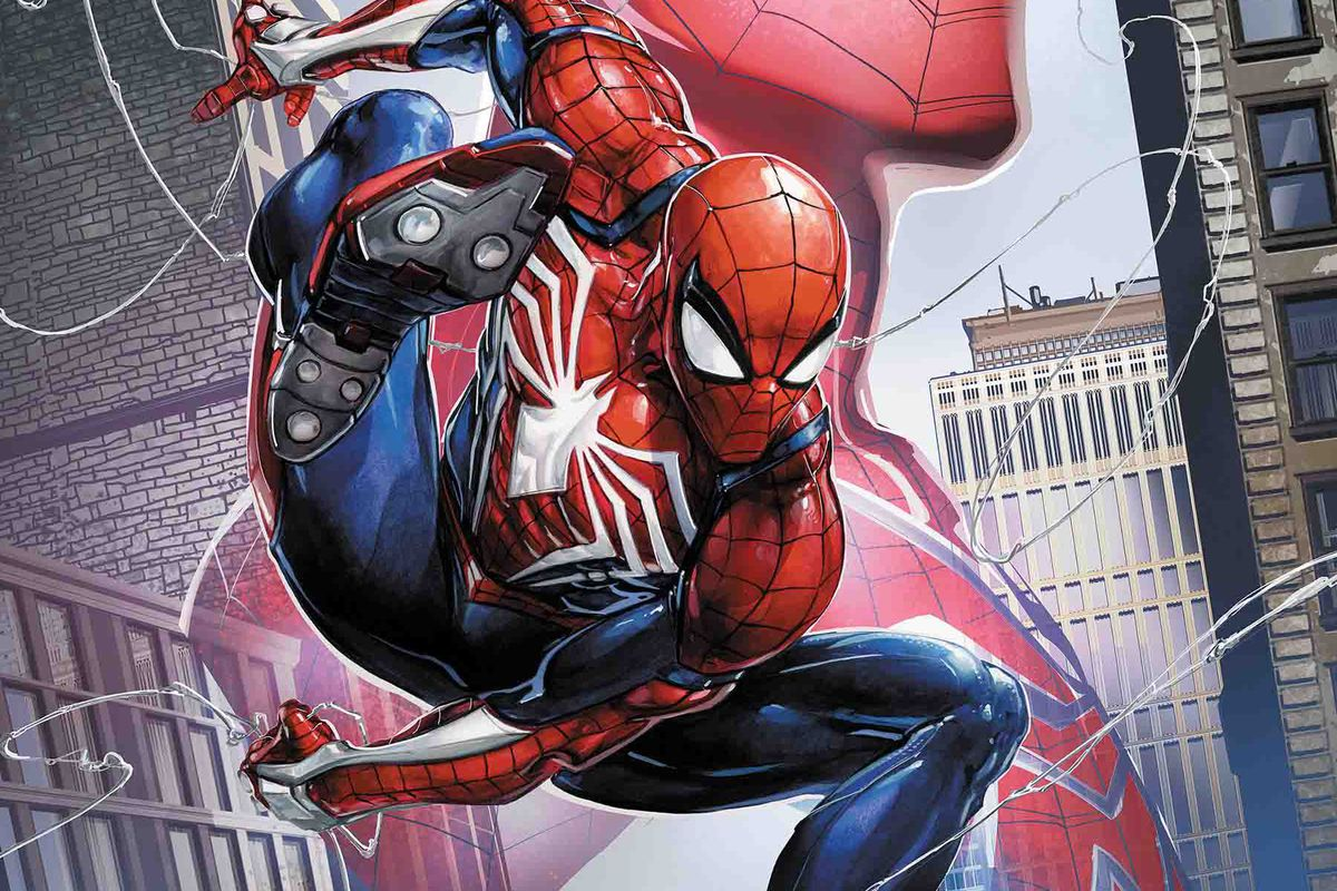 Insomniac Games Ps4 Spider Man Will Join Marvel Comics Polygon