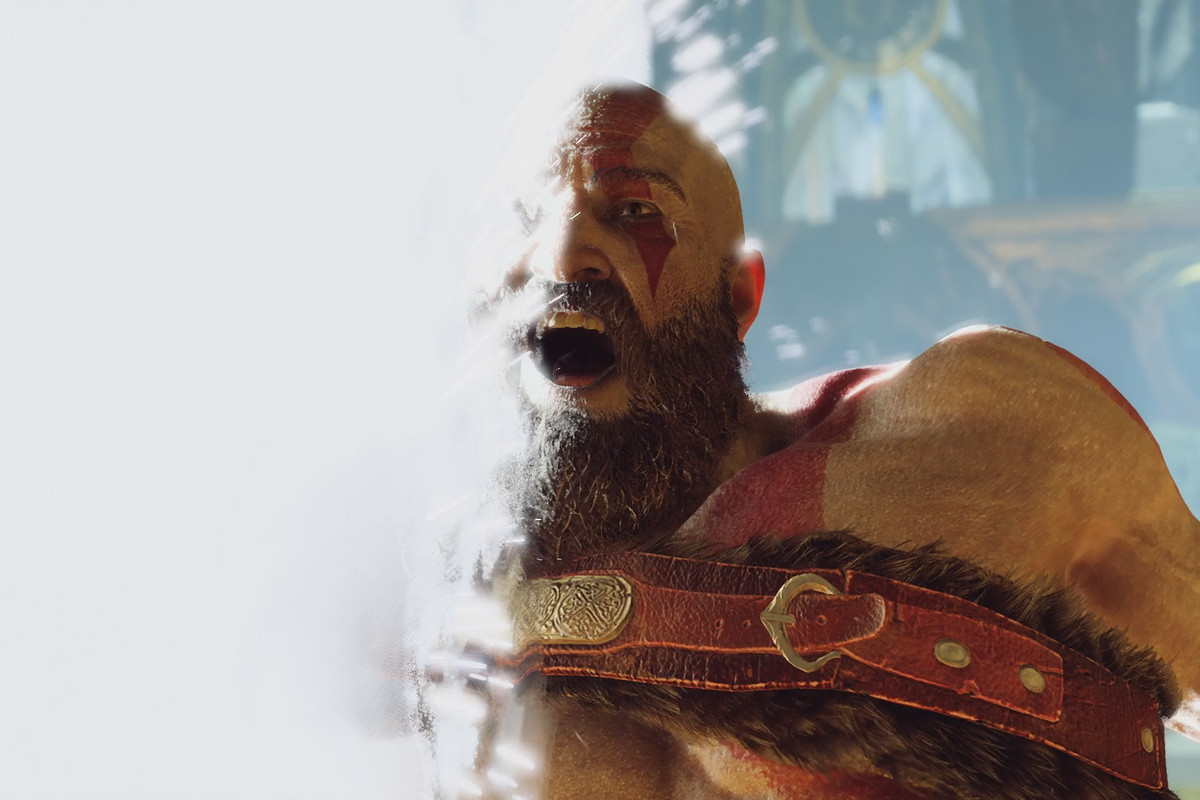 God of War's director on toxic masculinity and why Kratos had to