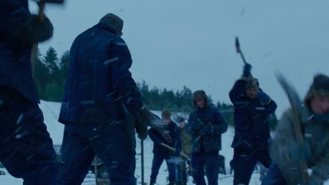 hopper in russia in stranger things season 4