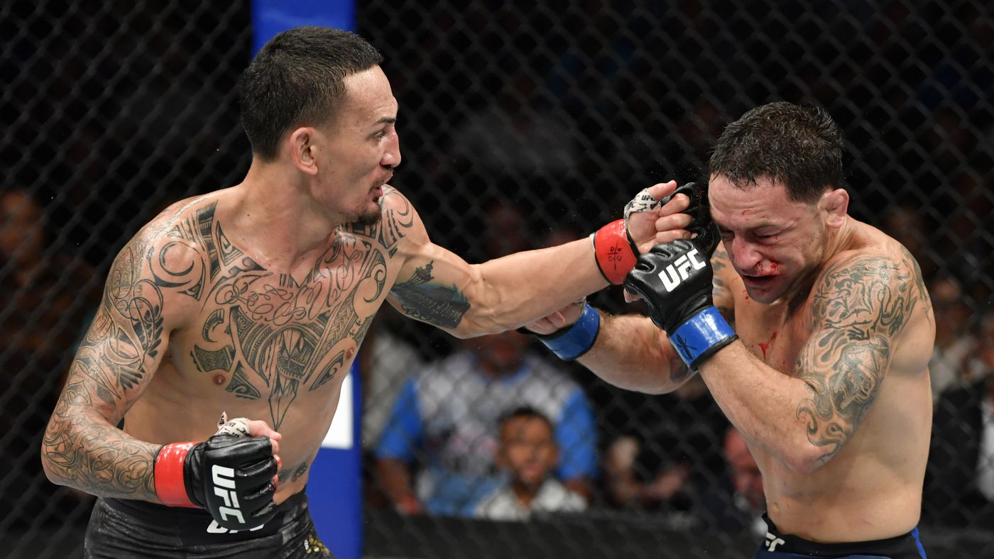 UFC 240 'Fight Motion' video: Watch Max Holloway, Cris Cyborg score wins in super-slow motion
