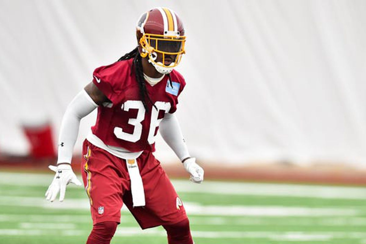 online store b9d52 5d86d Daily Slop: D.J. Swearinger found his match with Redskins ...