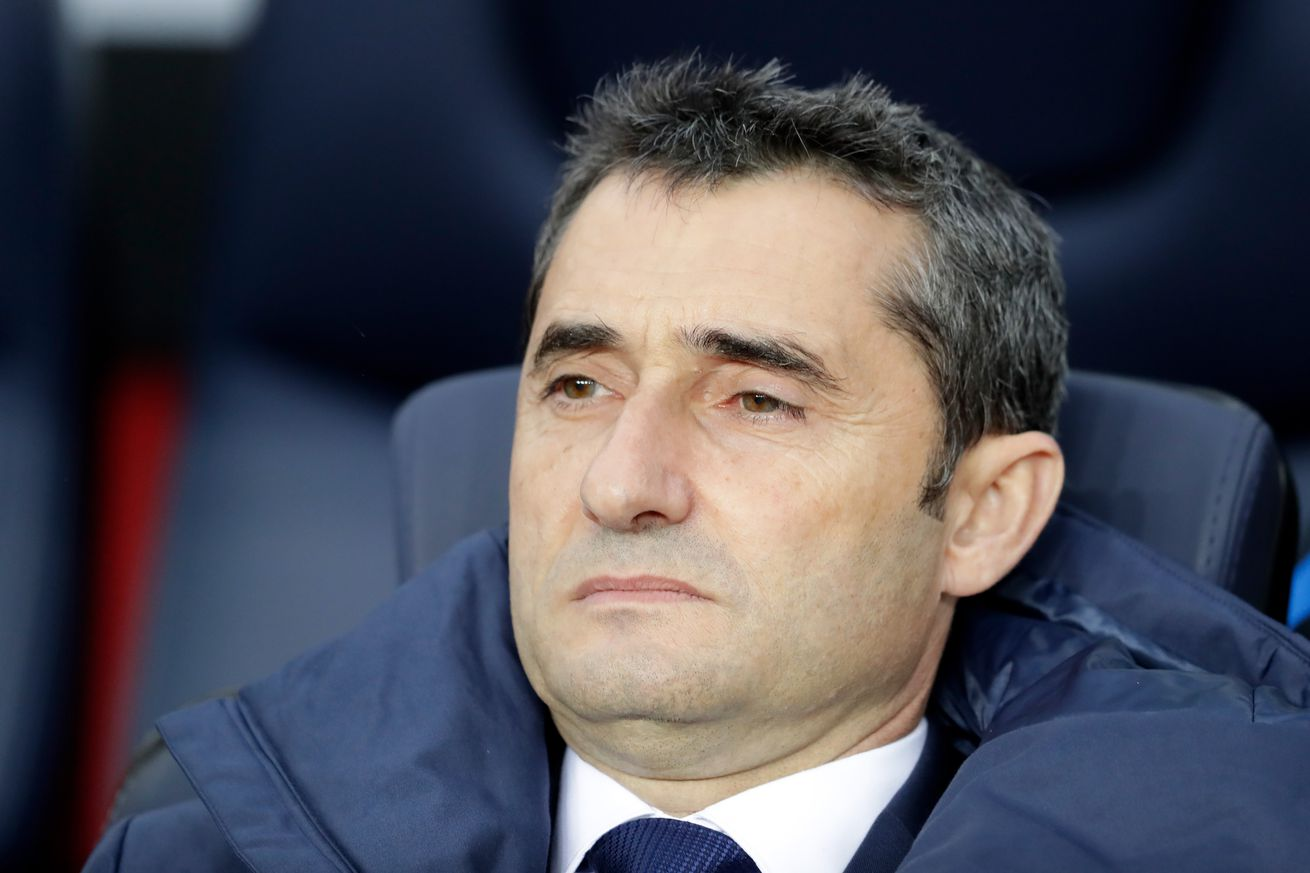 Barcelona Prep Sales to Align to Ernesto Valverde?s Wishes