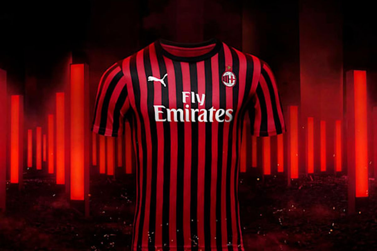 AC Milan Have Fourth Largest Shirt Supplier Deal With Puma ...