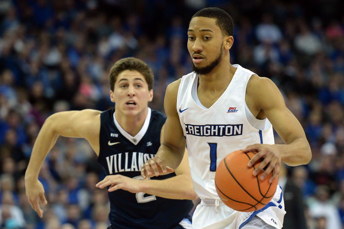 NCAA Basketball: Villanova at Creighton