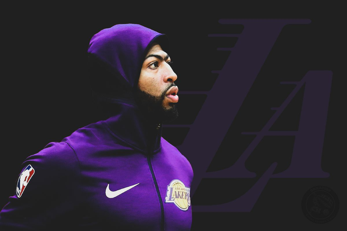 Lakers Podcast Will Anthony Davis Be A Laker By The 2019