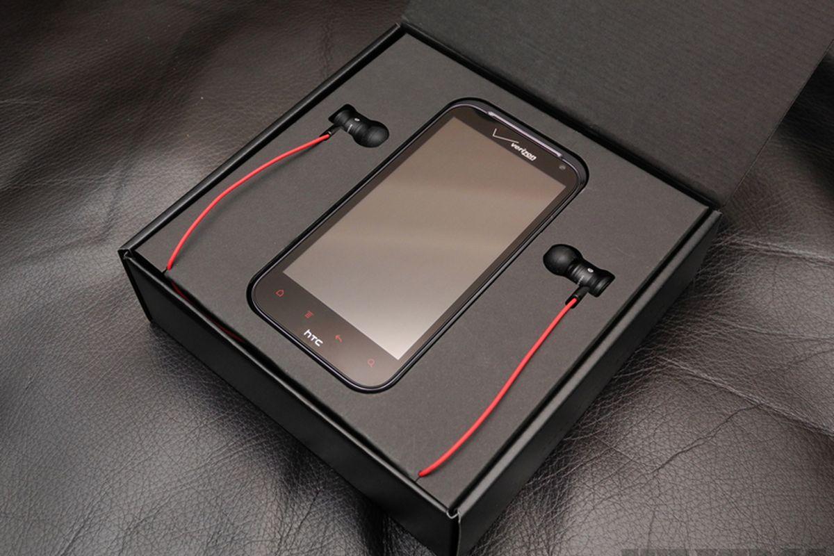 htc rezound phones