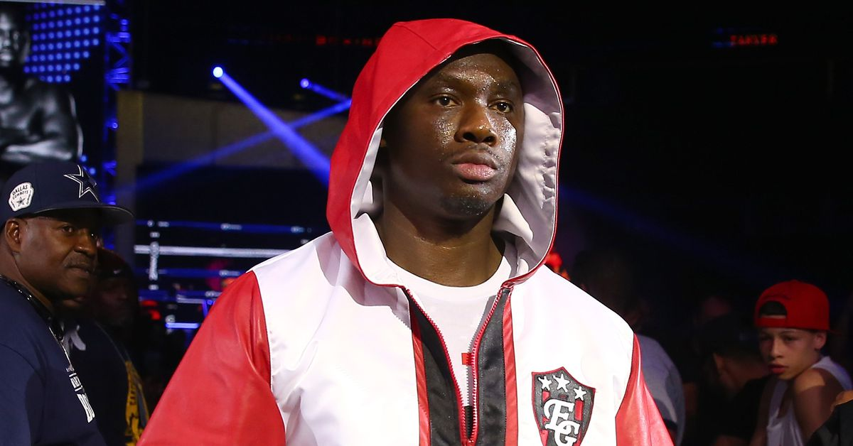 Antonio Tarver arrested, charged with misdemeanor domestic ...