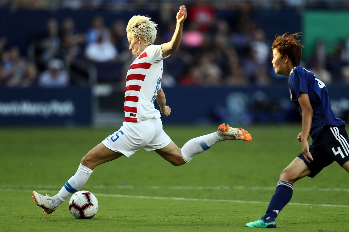 2018 Tournament Of Nations: Japan v United States