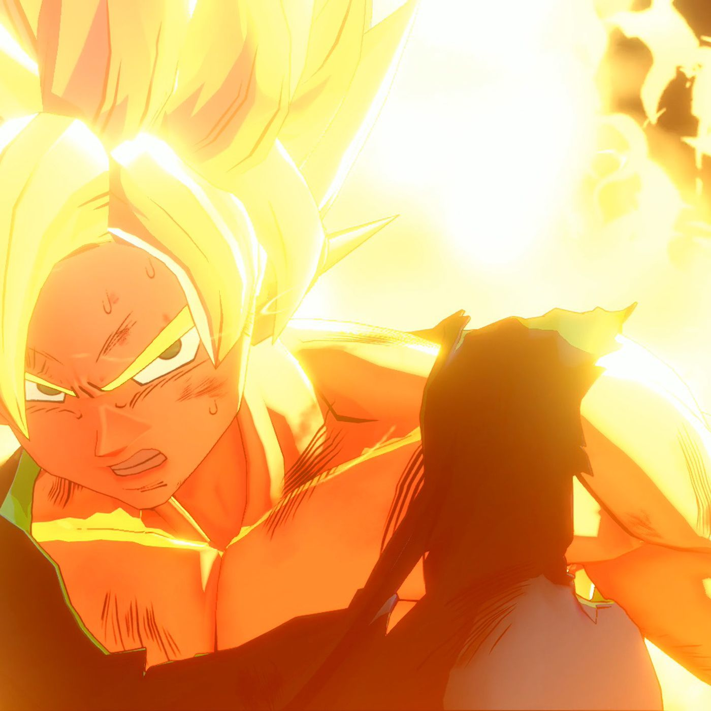 Dragon Ball 'Project Z' will tell the DBZ story in action
