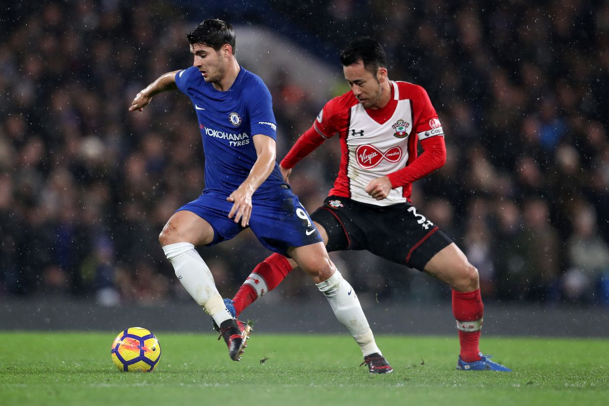 Southampton 2-3 Chelsea: Antonio Conte's men rated and slated