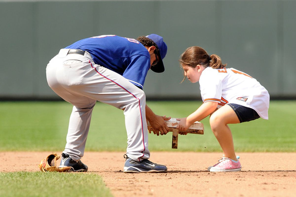 """""""That's not how you steal a base, Andres."""""""