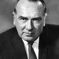 Calvin L. Rampton , Utah's 11th governor, 1965 - 1977.