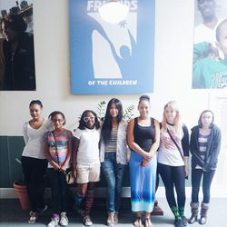 """""""<a href=""""http://friendspdx.org/"""">Friends of the Children - Portland</a> is community mentorship program where mentors stay with their mentees from kindergarten all the way to high school graduation! The kids are full of life, hope, and joy and I felt so"""