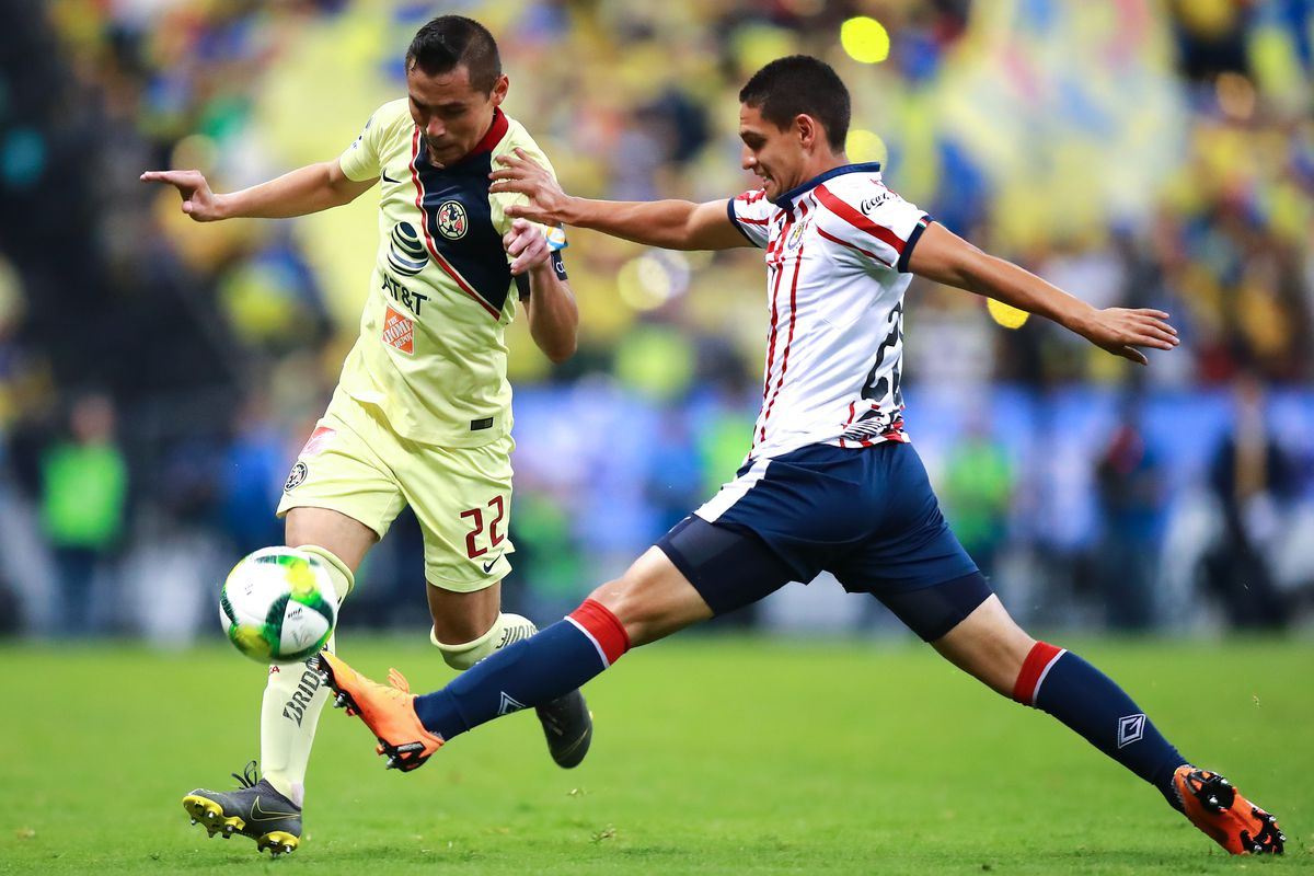 America v Chivas - Copa MX Clausura 2019