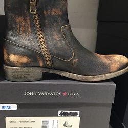 John Varvatos boot, $111.60 (were $398)